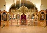 Interior main chapel
