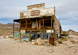 Rhyolite -- Abandoned mining town #3