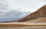Death Valley: the lowest point and the smallest photographer in North America