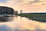 Biebrza River Sunset