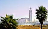 The Hassan II Mosque