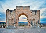 Volubilis Triumphal Arch