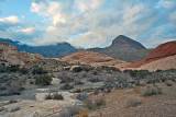 The Red Rock Canyon National Conservation Area