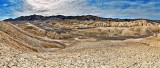 Death Valley - Badland Formations