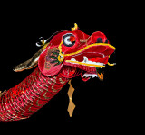 Dragon Of Chinese Lanterns Alley