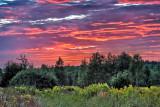 Wolka Horyniecka Sunset