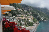Table with A View--Positano