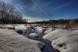 Winter Landscape in HDRMarch 3, 2011