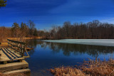 Pond Landscape in HDRMarch 30, 2011