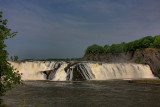 Cohoes Falls in HDR