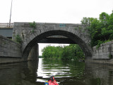 Kayaking under AquaductJune 12, 2011