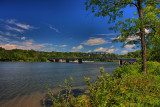 Rexford Bridge in HDRJuly 31, 2011
