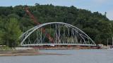 New Crown Point BridgeAugust 13, 2011