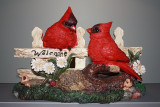 Ceramic Cardinals WelcomeSeptember 6, 2011
