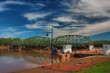 Erie Canal - Lock 8 in HDRSeptember 10, 2011