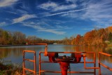 Erie Canal Lock in HDRNovember 2, 2011