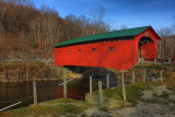 Covered Bridge in HDRNovember 26, 2011