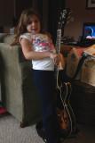 Emma and Yamaha GuitarMarch 3, 2012