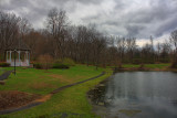 Park Pond in HDRMarch 29, 2012