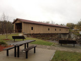 Jay Covered Bridge<BR>April 21, 2012