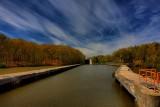 Erie Canal Lock 8 in HDRApril 28, 2012