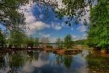 Mohawk River in HDRMay 24, 2012