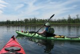 Kayaking Round LakeMay 26, 2012