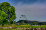 Crown Point Bridge in HDRMay 27, 2012