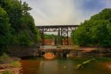 Railroad Bridges in HDRJune 30, 2012
