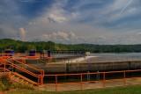 Champlain Canal Lock 1 in HDRAugust 25, 2012