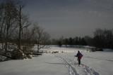 Crosscountry SkiingJanuary 5, 2008