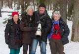 Åberg med damorkestern