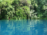 Matevalu Blue Hole, Espiritu Santo Island