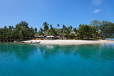Oyster Island Resort, Espiritu Santo Island