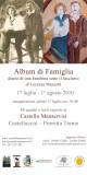 Mostra Album di famiglia di Lorenza Mazzetti a Castelluccio