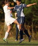 East Bridgewater Massachusetts Girls HS Soccer playoff