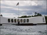 9372.Blurry ArizonaMemorial(sorry, movement on the tender)