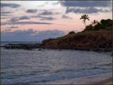 9399.Evening Beach