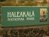 9659.Haleakala Sign.