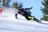 Association of Ontario Snowboarders Race Mansfield 21 Jan