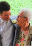 Eli and Grandma Rose