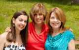 Elynsey, Marsha and Miriam