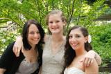 Erika, Shayna and Nila