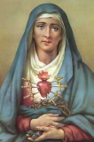 THE SEVEN DOLORS OF MARY