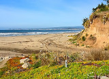 HIDDEN BEACH, APTOS, CALIFORNIA