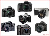MY CAMERAS - LOOK AT THE CENTER ONE !