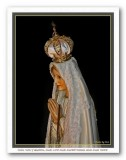 HAIL, HOLY QUEEN . . . MOTHER OF MERCY . .
