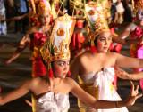 Temple festival. Ubud - Bali - INDONESIA