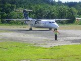 Solomon Airlines/Airlines PNG Dash 8