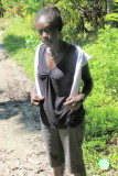 Sally who works an Tetepare but lives in Munda